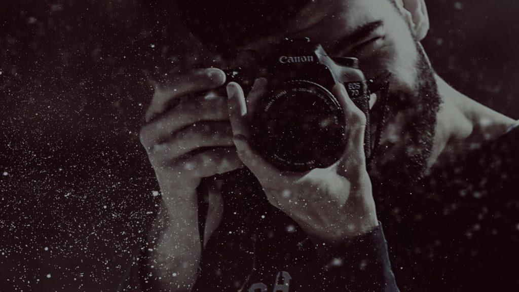 Уникальная атмосфера черно-белой фотографии.