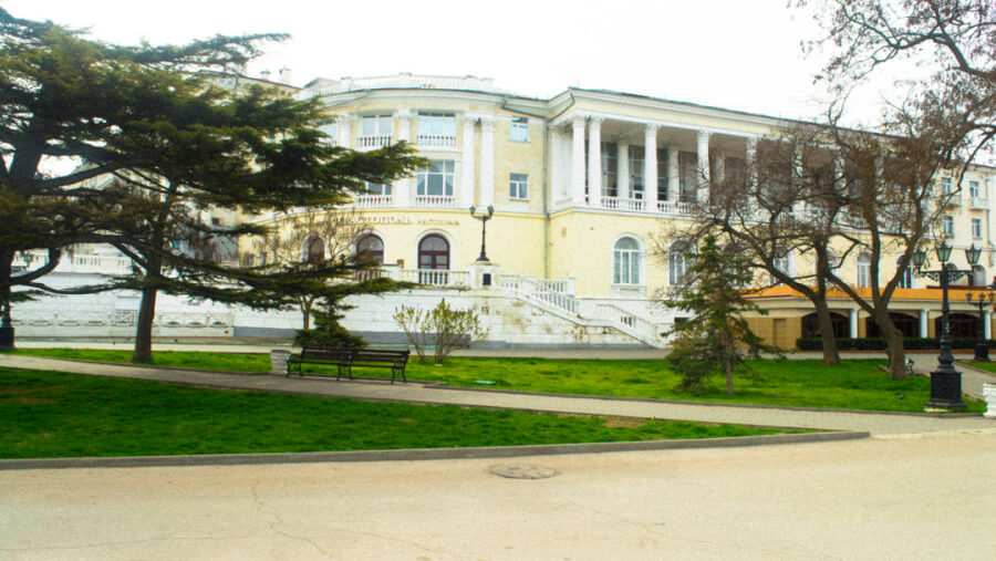 Ресторан Севастополь