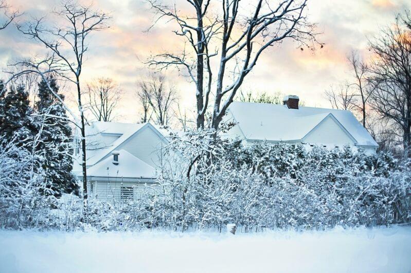 зима,снег,